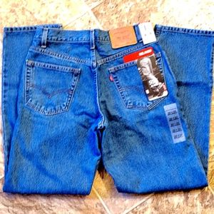 Levi Strauss & Co Relaxed Fit 550 32x32